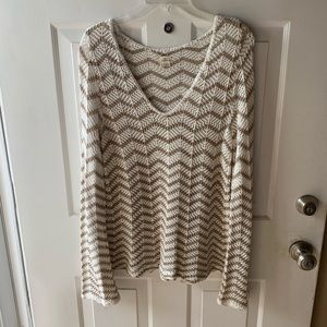O'Neill striped sweater